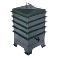 Tiger Wormery,  Balcοny Composter